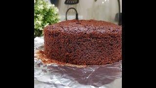 Шикарный шоколадный бисквит Рецепт из дорогой кондитерской