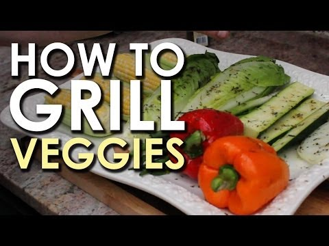 How to Grill Veggies | The Art of Manliness