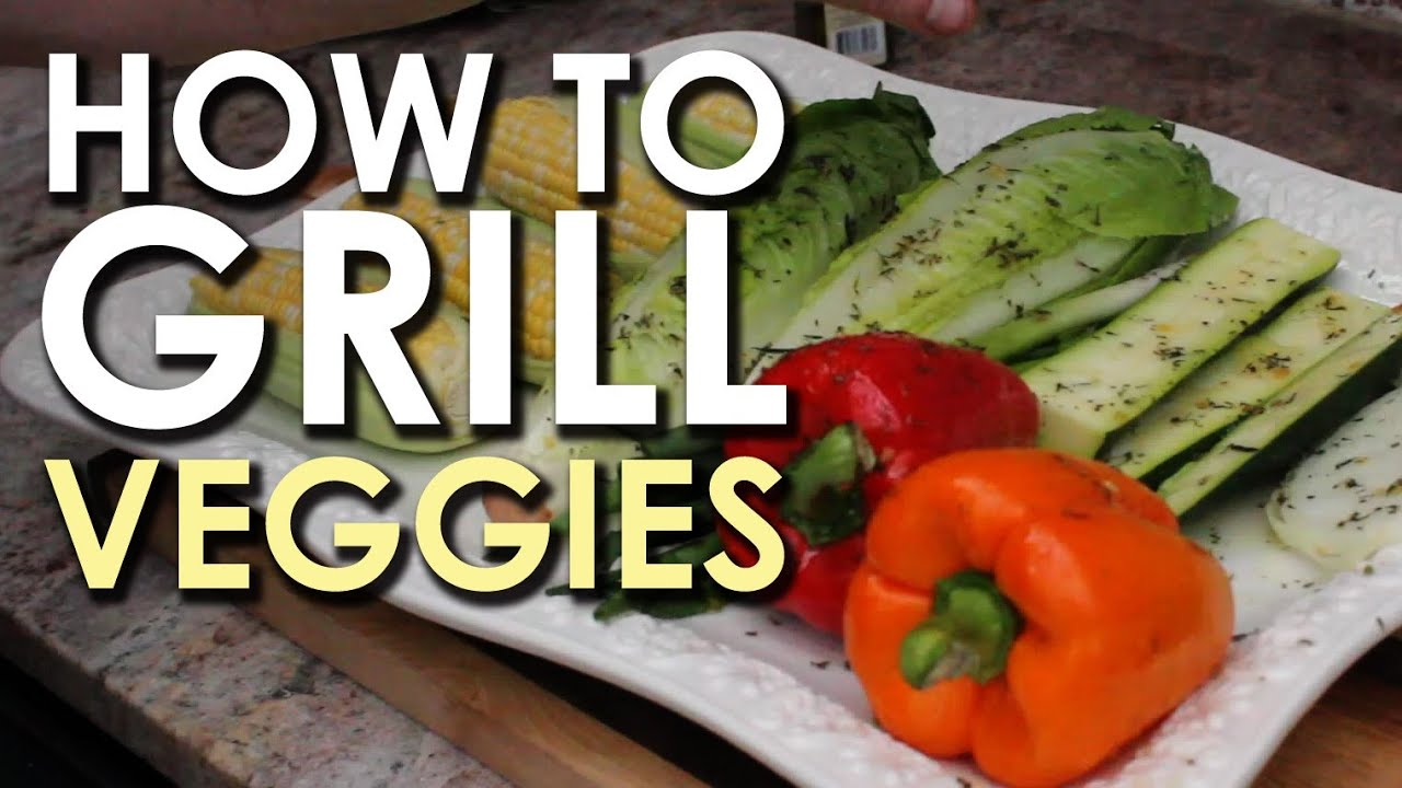 How to Grill Veggies   The Art of Manliness