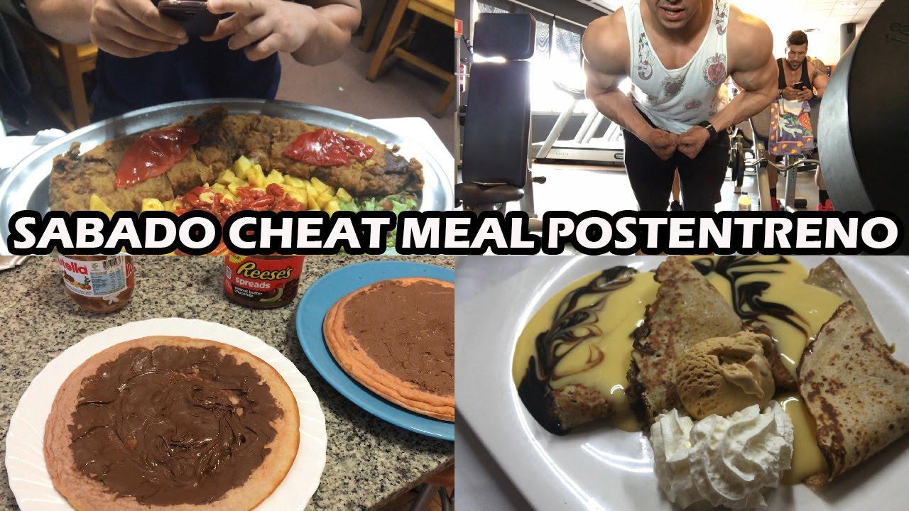 Sabado de entrenamiento y cheat meal youtube sabado de entrenamiento y cheat meal forumfinder Gallery