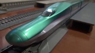 KATO E5系新幹線 + ESU loksound@KATO HQ layout.m2ts thumbnail