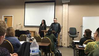 Teaching a marriage class with my hubby! In sickness and in health. Stories you will love! thumbnail
