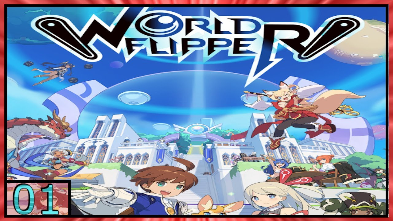 Download World Flipper Gameplay - Android - Part1