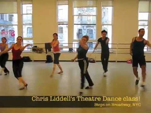 @Chris_Liddell Beg. Theatre Dance ~ The Story of Lucy and Jessie ~ @Stepsonbroadway