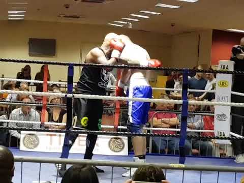 FIGHT NIGHT   RAY KEITH VS LEE CAGE IBA /MADRA MOR ACADEMY