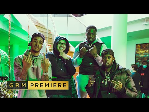 Sai So x M24 x Potter Payper x Skore Beezy x HP Boyz - Demon Time Remix ? [Music Video] | GRM Daily
