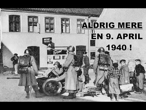 Afsnit 1. Besættelsen af Danmark den 9. april 1940