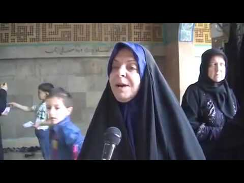Eid ul Fitr in Damascus - Shrine of Sayyida Zainab (s.a.) - July 2016