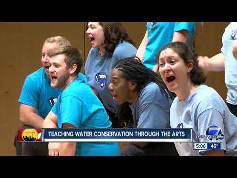 MSU Denver Uses Theater To Teach Kids About Water Conservation