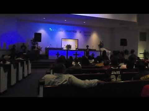 St James Christian Fellowship Dance Conference (Work It Out Tye Tribbett)