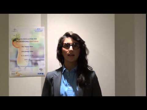 Testimonianza Carolina Pagella, studentessa IULM di Milano post GlutenFree&LactoseFree Breakfast Day