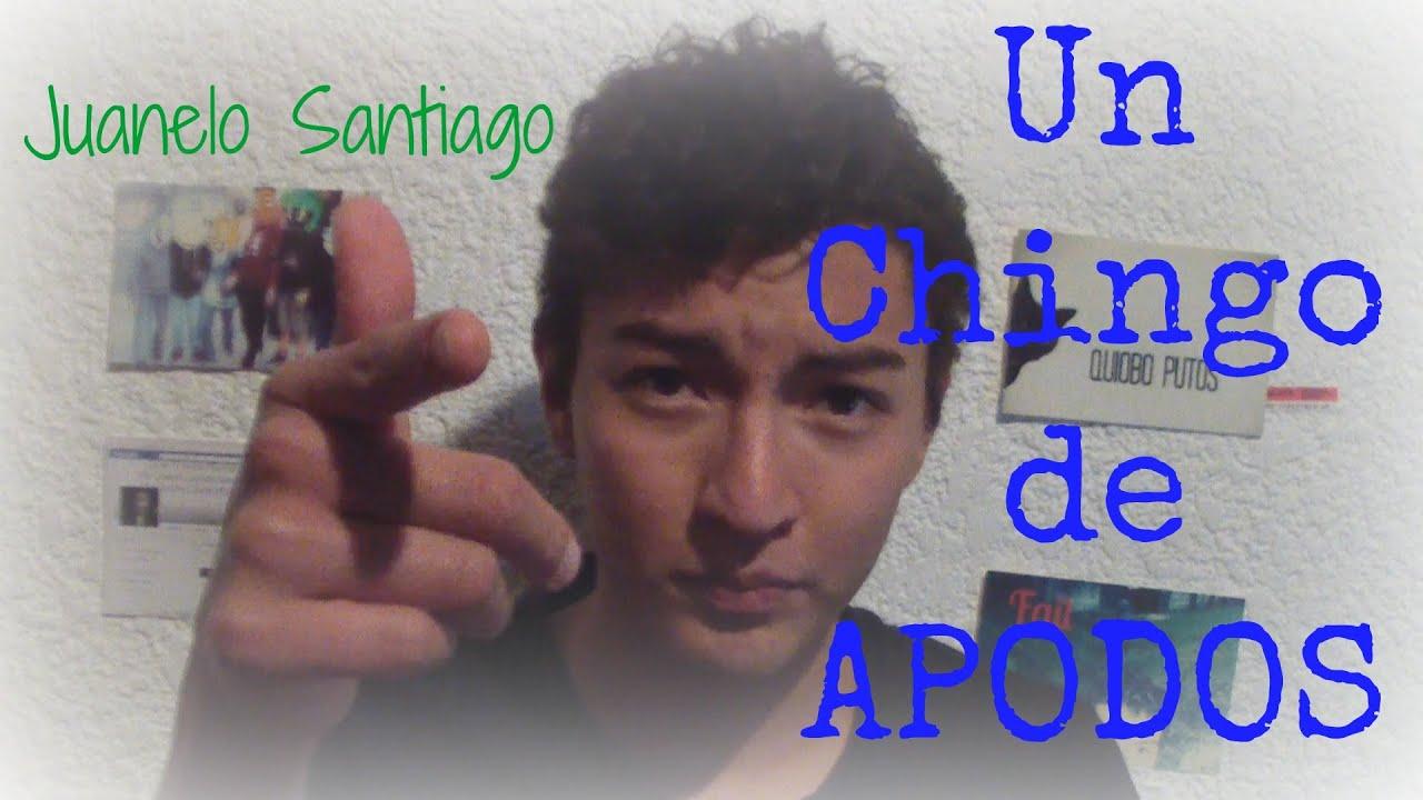 UN CHINGO DE APODOS