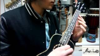 Урок игры на укулеле. Простая мелодия.