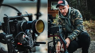 How I Film a Cinematic Sequence - Behind The Scenes