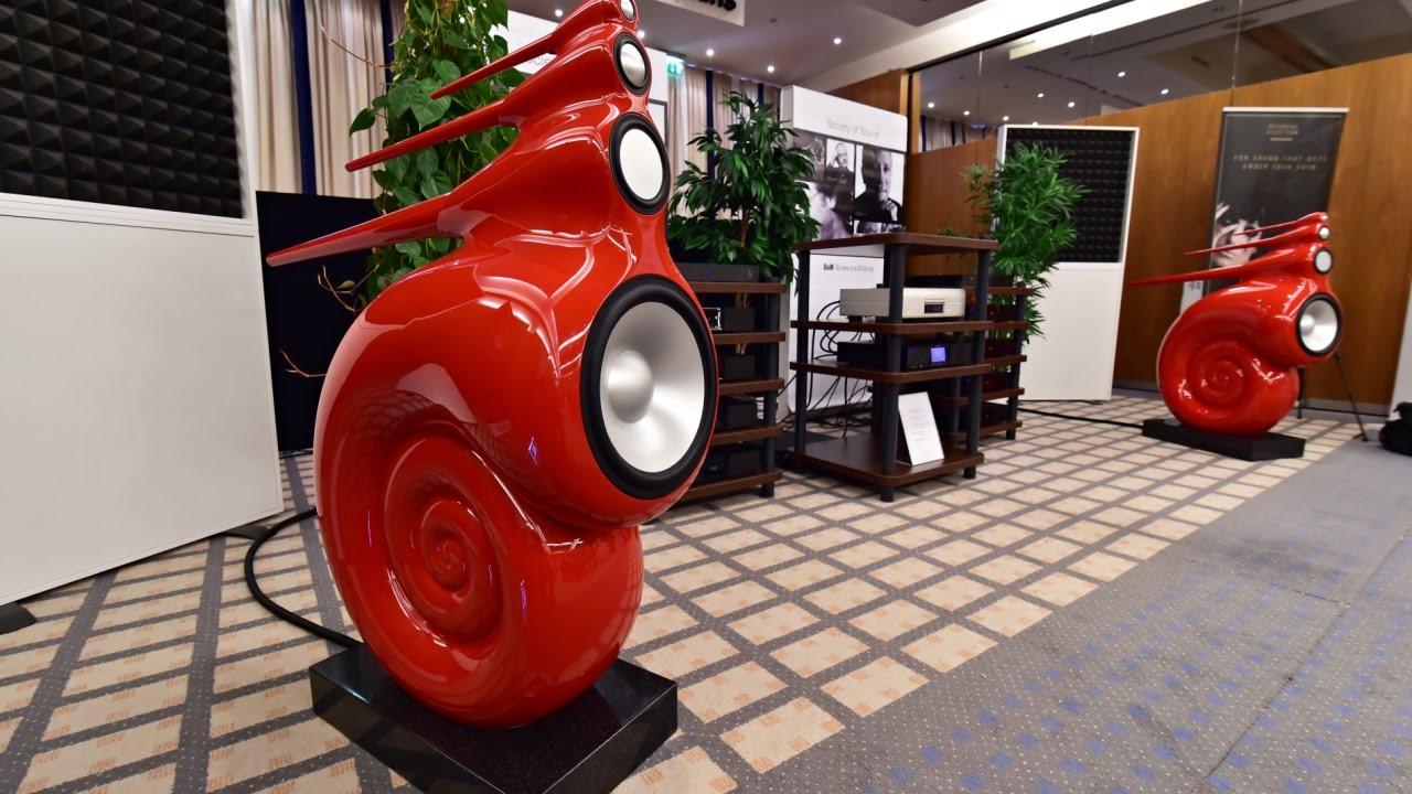 bowers wilkins b w nautilus top floorstanding speakers. Black Bedroom Furniture Sets. Home Design Ideas