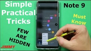 Note 9 - Top 10 Tips for PRACTICAL Daily Use