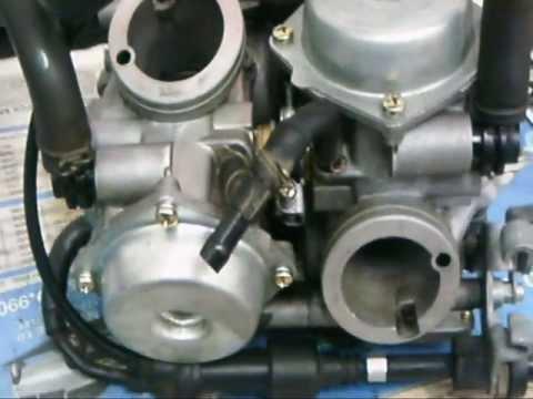 Honda Shadow 1100 >> Limpeza do Carburador da shadow 600 - 2 - YouTube