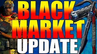Black Ops 3: Black Market Update! New Weapons, Camos, and Gear! New BO3 MX Garand Gameplay!