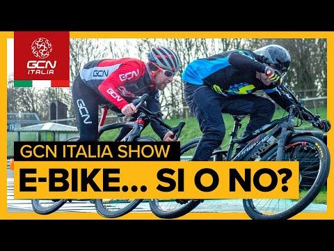 Il mondo delle E-BIKE | GCN Italia Show 60