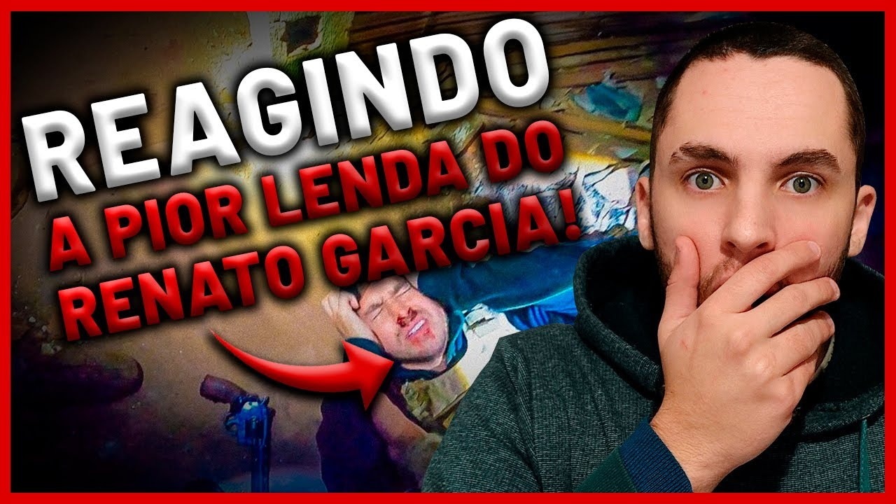Download RENATO GARCIA: TIVE QUE RESGATAR MEU AMIGO NA PIOR LENDA (React Dudu Voltolini)