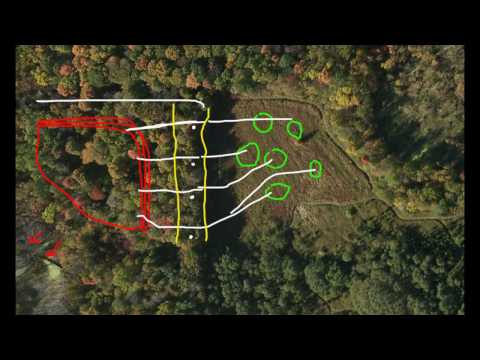 Designing Dan's Deer Hunting Property To Improve Whitetail Habitat For Better Bowhunting