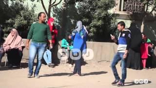 رصد | مخالفات من أحد أنصار المرشحين أمام اللجان بشبرا