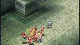 Final Fantasy XII: Revenant Wings Epic Battle Gameplay
