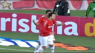 Internacional 2 x 2 Flamengo -  Gol de Bicicleta  Leandro Damião - 22.08.11