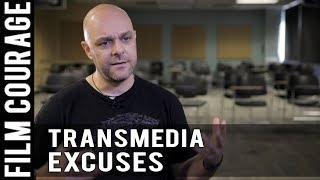 Top 3 Reasons Why Creators Resist Transmedia by Houston Howard