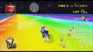 MKWii Custom Tracks - Rainbow River 2 v1.0 - By TAS Rhys