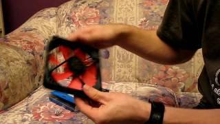 Yate Loon D12SL-12 120mm Computer Fan Unboxing Linus Tech Tips