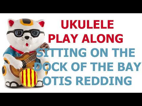Sitting on the dock of the bay - Otis Redding. Ukulele cover and ...