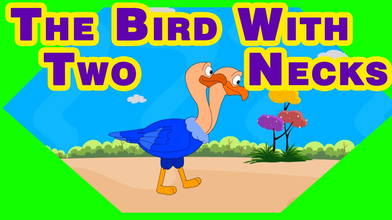 The Bird With Two Necks - Animated Story - YouTube