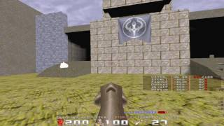 Quake Team Fortress (QWTF) - FOLD vs. Green Panthers, pt. 1