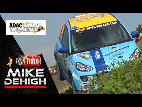 WRC Rally Germany Deutschland Best Of 2015 CRASHES & Mistakes HD Pure Sound