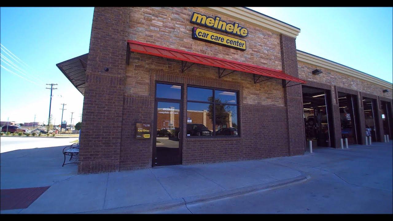 Meineke Car Care Center #2344 Little Elm, TX - YouTube