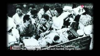 4 Angles-Bringing Spring to Comfort Women Victims of Japan   일본군 위안부 피해 할머니에게 봄을