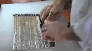 Роллы Филадельфия, суши(, 2011-11-08T11:25:05.000Z)