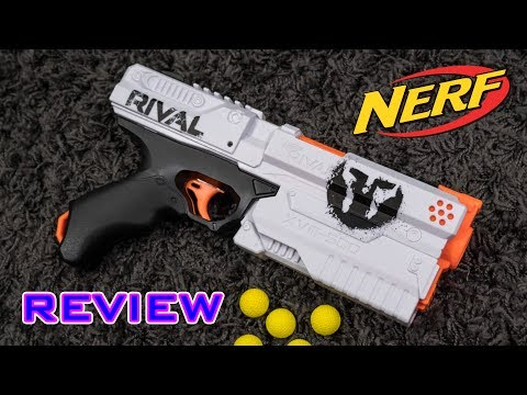 [REVIEW] Nerf Rival Kronos XVIII-500 | Phantom Corps Edition