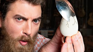 4 Weird Ways To Peel An Egg
