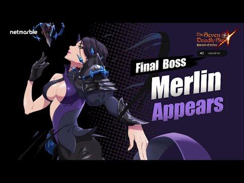 [7DS] Final Boss Merlin is coming