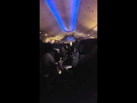 Southwest Flight 1738 turbulence 11/5/15