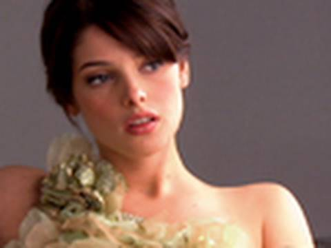 Ashley Greene Prom Photo Shoot