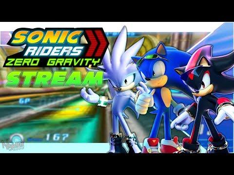 Time To Ignore Gravity -「🔴Sonic Riders: Zero Gravity」[2/2]