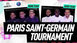 𝗙𝗜𝗙𝗔 𝟮𝟭 Tournament : Marquinhos, Paredes, Ruiz 🆚 Kurzawa, Sarabia, Fadiga