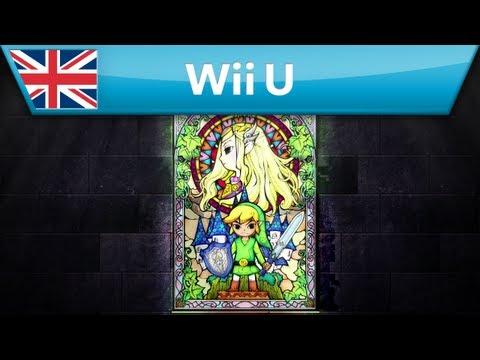 The Legend of Zelda: The Wind Waker HD - Gameplay & New Features (Wii U)