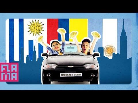 Empanadas: Argentina vs. Colombia vs. Uruguay