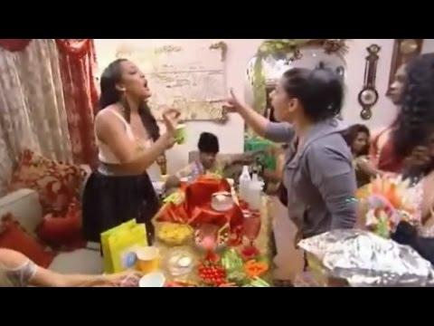 Tanisha Gets Married Moments