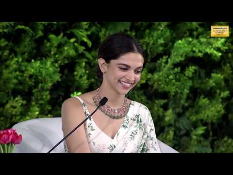 Watch: Ranveer, Deepika full interview at HTLS 2018