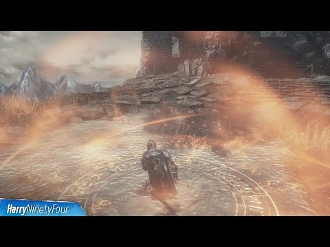 Dark Souls III ~ Trophy Guide & Roadmap
